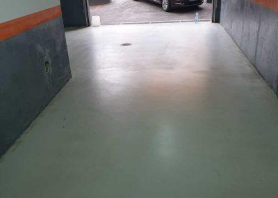 Čišćenje garaze sa najnovijim mašinama