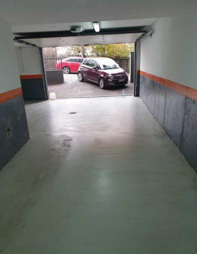 Čišćenje ulaza u garažu sa najmodernijom opremom