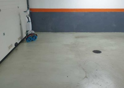 Održavanje parking garaže i čišćenje jednom nedeljno