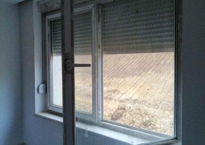 Izgled prozora pre čišćenja