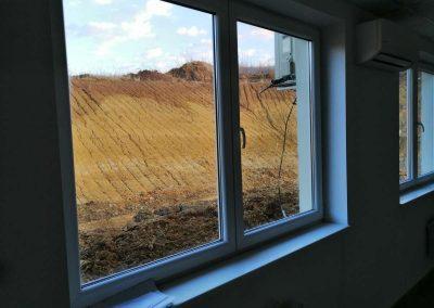 Izgleda prozora nakon poliranja