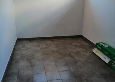 Kristalno čista prostorija nakon naših izvedenih radova