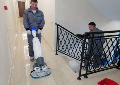 Generalno čišćenje hotela Lora Beograd 2021