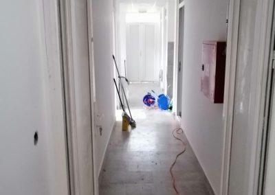 Sređivanje i čišćenje hodnika